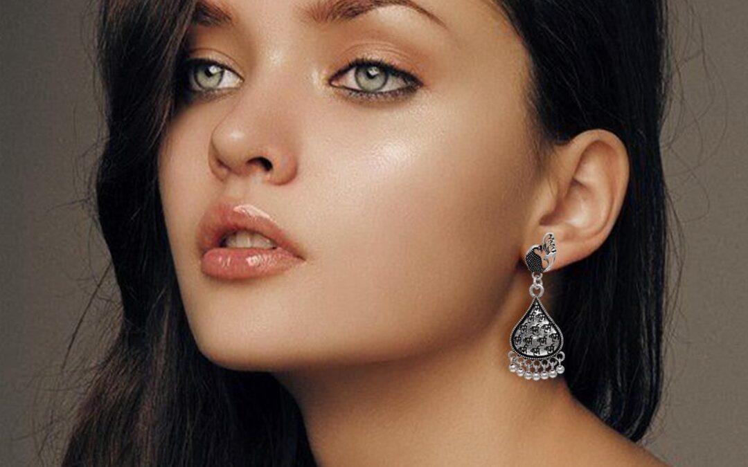 5 Τρόποι για να φορέσετε τα κρεμαστά σας σκουλαρίκια