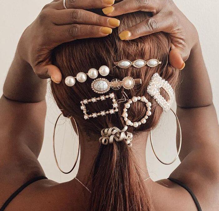 Αξεσουάρ μαλλιών Άνοιξη Καλοκαίρι 2021